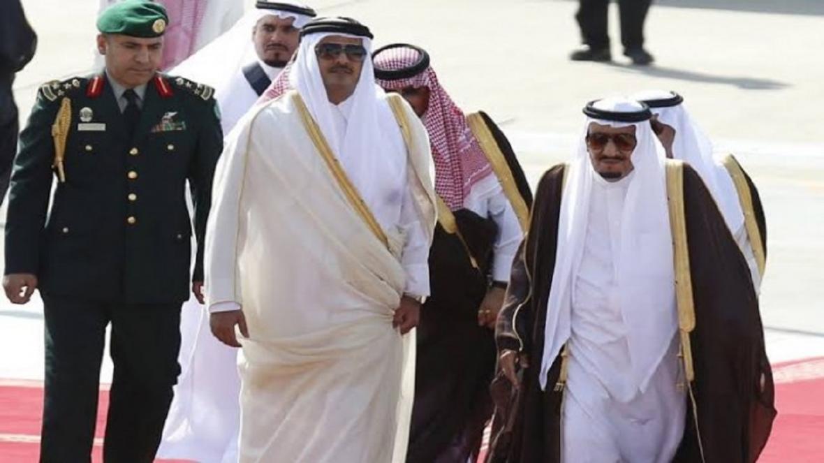 احتمال آشتی کشور های عربی با قطر در روز های آینده