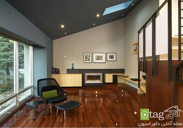 راهنمای انتخاب رنگ مناسب برای سقف منزل ، دکوراسیون داخلی