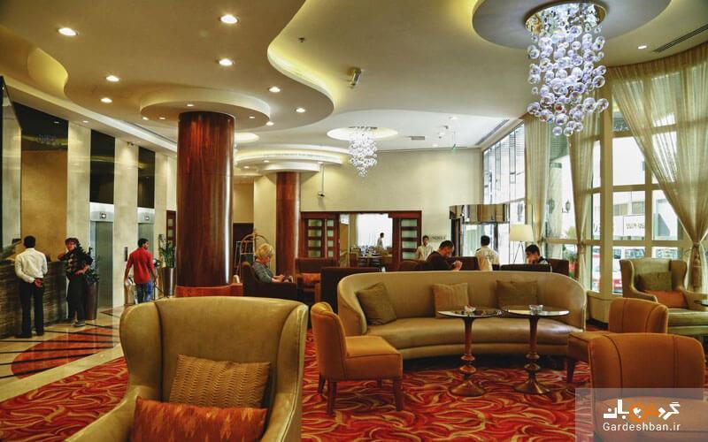 هتل لاوندر؛ از بهترین هتل های 3 ستاره دبی، عکس