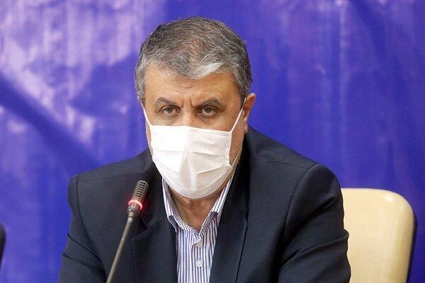 اسلامی: اجرای پروژه راه آهن رشت-آستارا آغاز شده