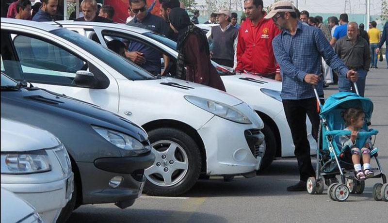 قیمت خودرو در 20 روز گذشته تا 30 درصد ارزان شده است