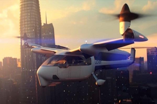 سرویس تاکسی هوایی اوبر به فروش می رسد