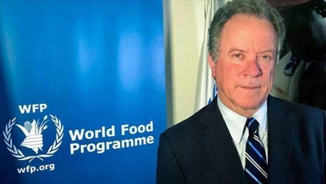 خبرنگاران جایزه صلح نوبل به برنامه جهانی غذا رسید