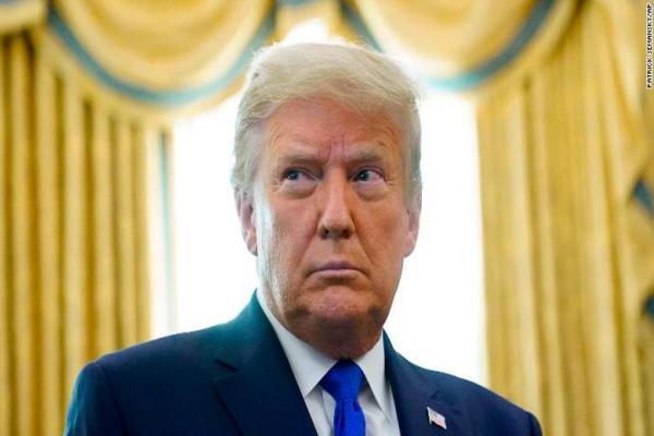 ترس کارکنان کاخ سفید از روزهای پایانی ترامپ