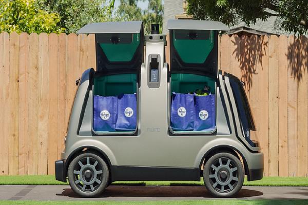 خودروهای خودران شرکت Nuro در کالیفرنیا آزمایش می شوند