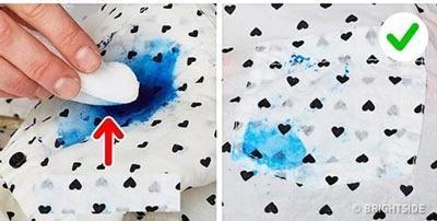 پاک کردن اتوماتیک از روی لباس با 4 روش ساده و سریع