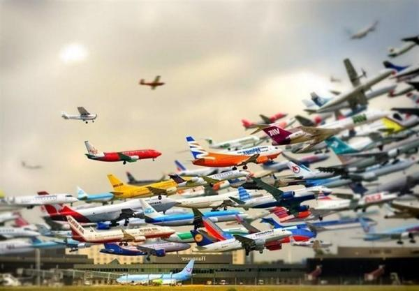 ورشکستگی شرکت های هواپیمایی