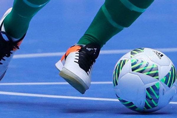مدافع عنوان قهرمانی لیگ برتر فوتسال در اهواز متوقف شد