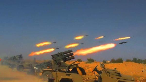 دفع حمله داعش در شمال عراق ازسوی الحشدالشعبی