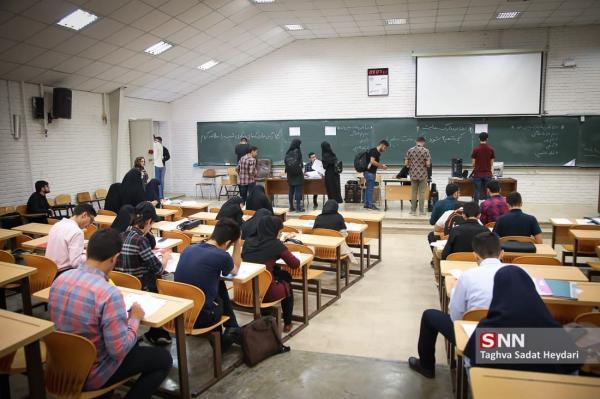 کلاس های آموزشی نیمسال دوم دانشگاه زابل از 25 بهمن شروع می گردد