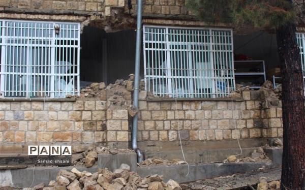 امنیت کامل در شهر زلزله زده سی سخت حاکم است