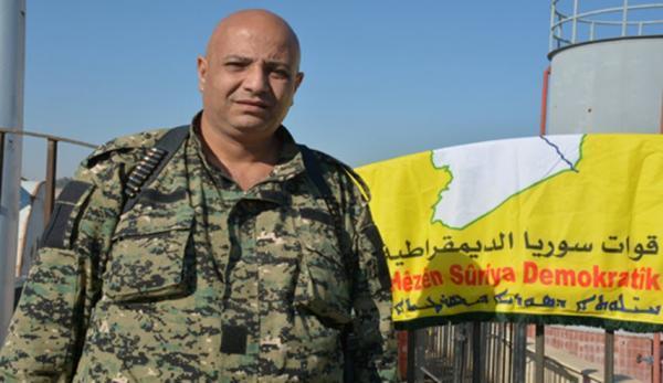 افشاگری فرمانده جدا شده از کردهای سوریه