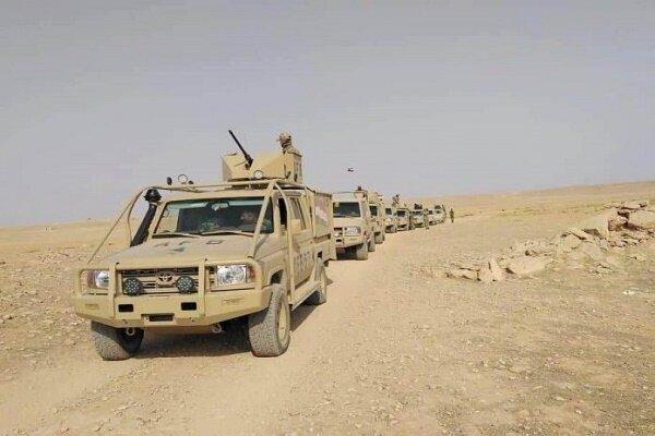 عملیات ضد تروریستی ارتش عراق، بازداشت 3 عنصر تکفیری داعش