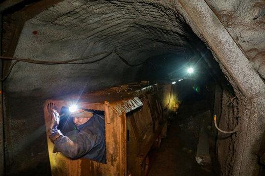 عملیات معدن منگز به انتها رسید، معدنچی محبوس، فوت کرد