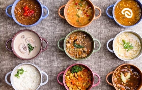 طرز تهیه 5 سوپ ارزان و مقوی مخصوص روزهای سرد