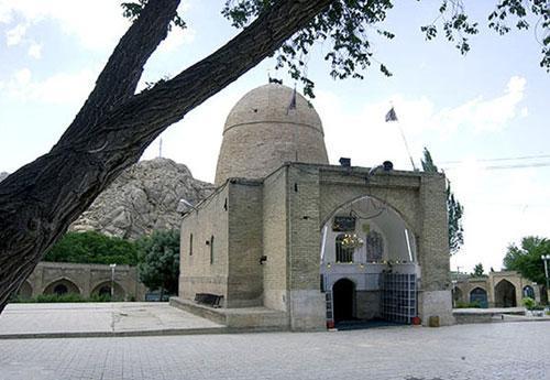 بقعه قیدار نبی زنجان، عکس