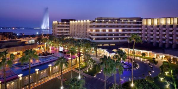 (عکس) هتل مجلل محل اسکان استقلال