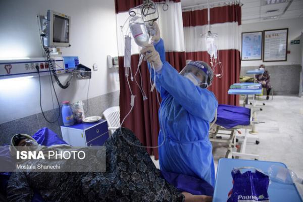 بستری 1625 بیمار مبتلا به کرونا در مازندران
