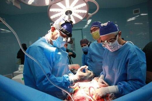 دومین پیوند قلب با انتقال هوایی در سال 1400