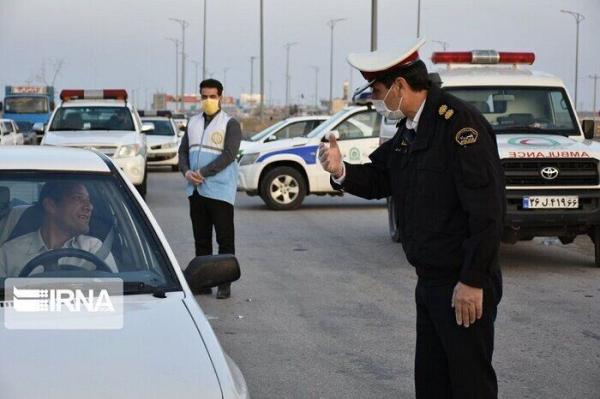 خبرنگاران 900 دستگاه خودرو غیربومی از جاده های خراسان رضوی بازگردانده شدند