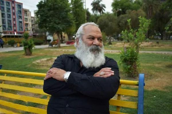 روایتی تکان دهنده از بیرون انداختن قاسم آهنین جان شاعر فقید خوزستانی از بیمارستان