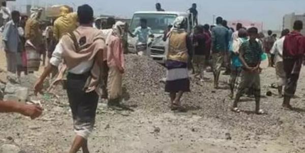 انفجار موتور سیکلت بمب گذاری شده در جنوب یمن؛ 28 تن کشته و زخمی شدند