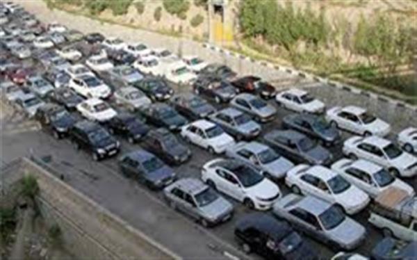 کاهش 7، 7 درصدی تردد در محورهای برون شهری