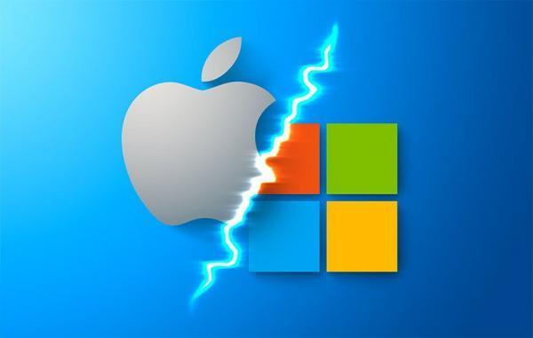 رقابت اپل و مایکروسافت چگونه دوباره داغ شد؟