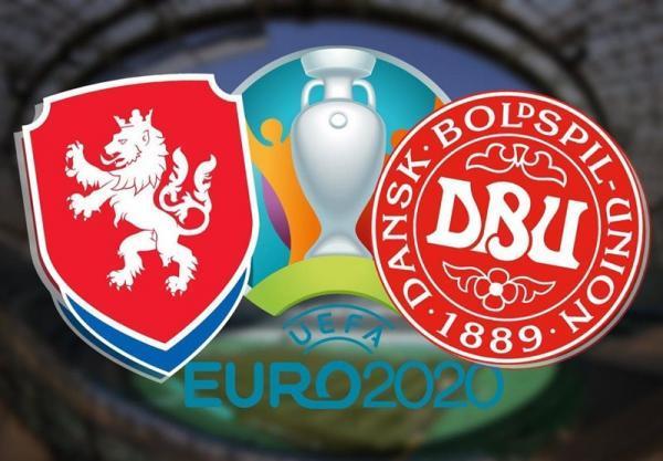 یورو 2020، اعلام ترکیب تیم های ملی جمهوری چک و دانمارک