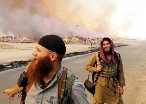 گروه جنود الشام خود را منحل کرد
