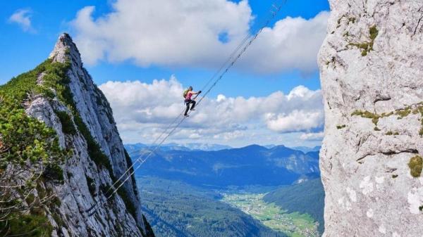 پله پله تا دیدار بهشت؛ مسیرهای اَمن کوهنوردی پرهیجان اروپا