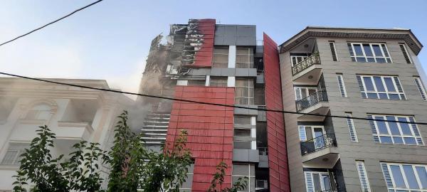 چرا دفتر سایت عصر ایران آتش گرفت؟