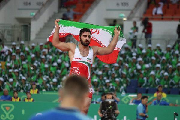 مجتبی گلیج: سختی های تمرین با مدال جهانی جبران خواهد شد