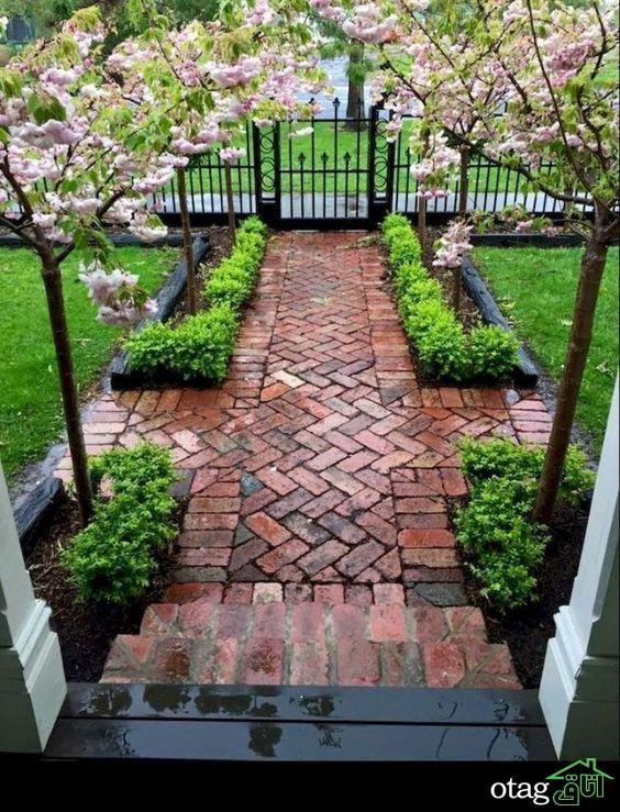طراحی خانه باغ: طراحی حیاط ویلا به روش های گوناگون و بسیار شیک و زیبا