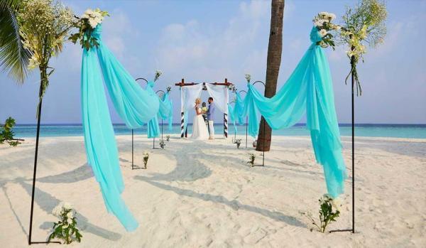 مالدیو؛ مکان رؤیایی مراسم عروسی شما